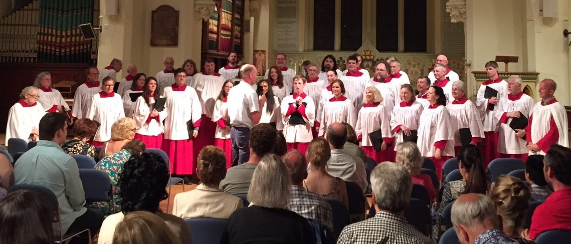 SECOND PRESBYTERIAN CHURCH CHOIR