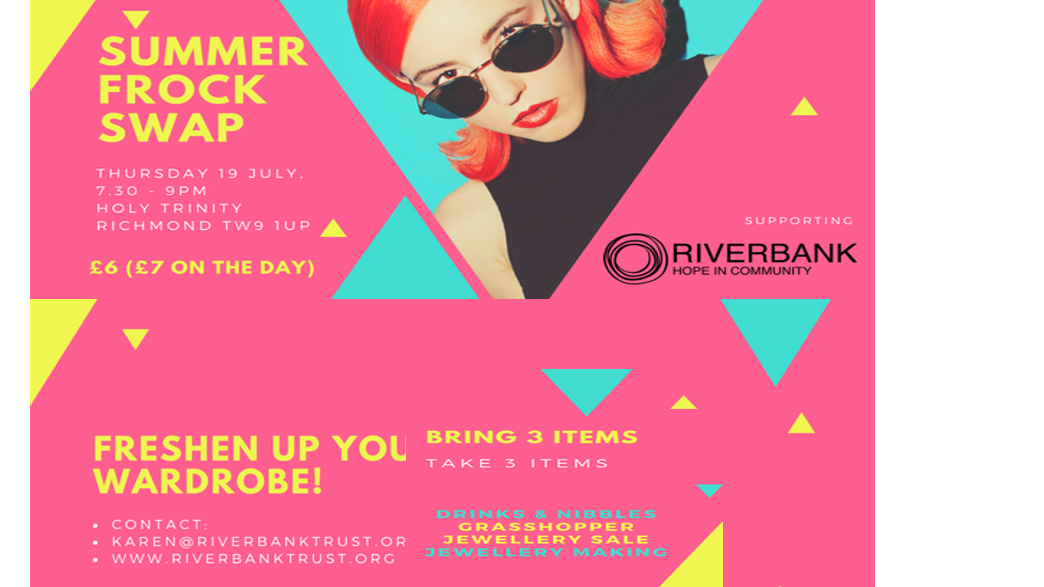Riverbank Fundraising News