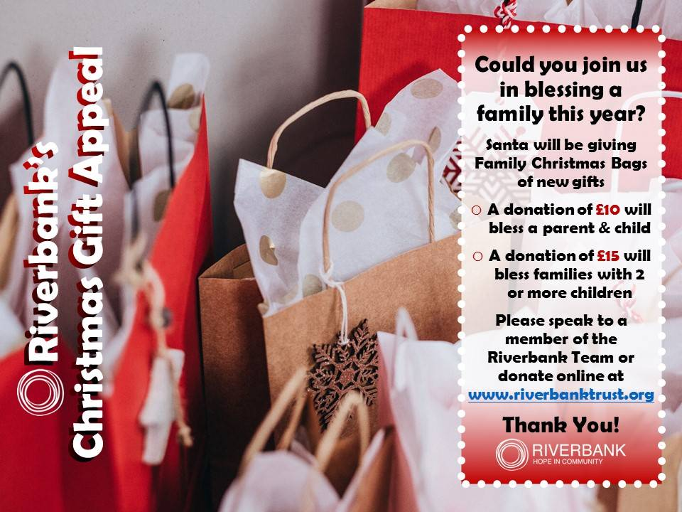 Christmas Gift Appeal